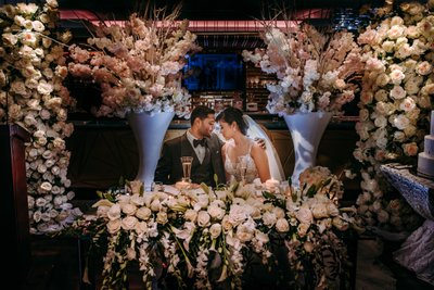 Krave Restaurant, Wedding Photography