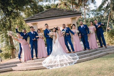 Drew Manor, Bridal Party
