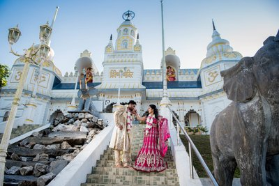 Triveni Mandir Wedding Photographer