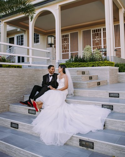 Bride & Groom, Princes Town Trinidad