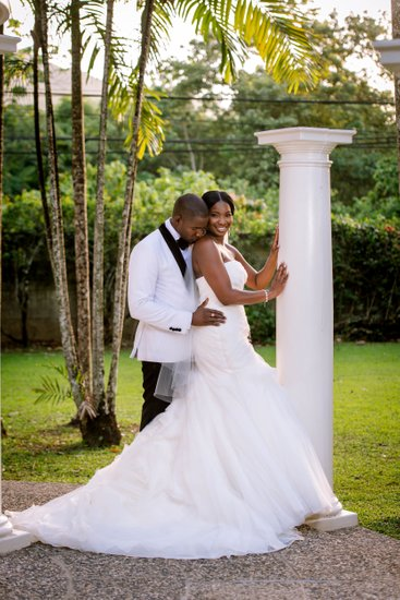 Wedding at Drew Manor, Trinidad