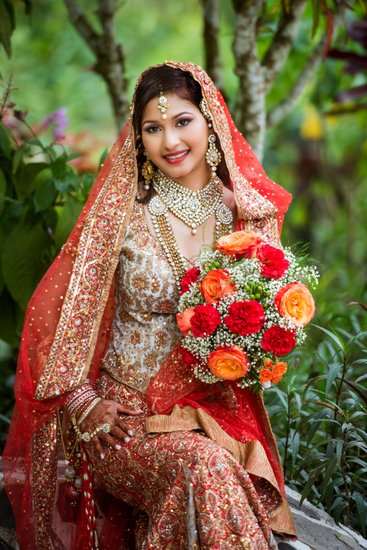 Indian Bride Photography, Trinidad