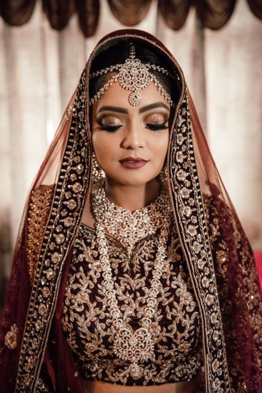 Indian Bride, Trinidad
