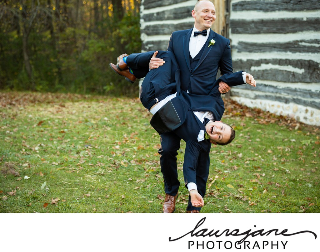 Most Loved Wisconsin Wedding Photographer
