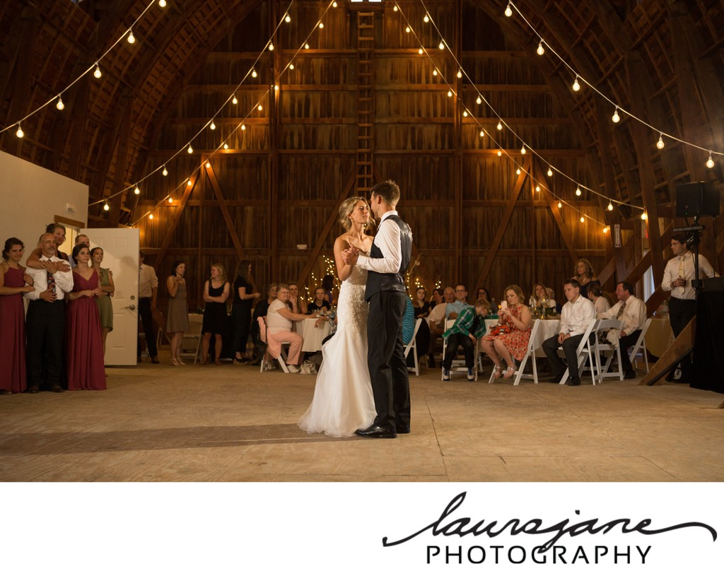 Barn Wedding Venues in Wisconsin