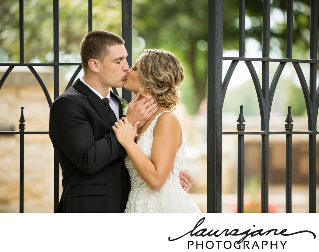St. John's Northwestern Military Academy Wedding Photographer