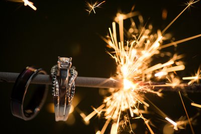 Amazing Wedding Ring Photographs