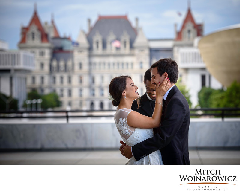 New York State Museum Wedding