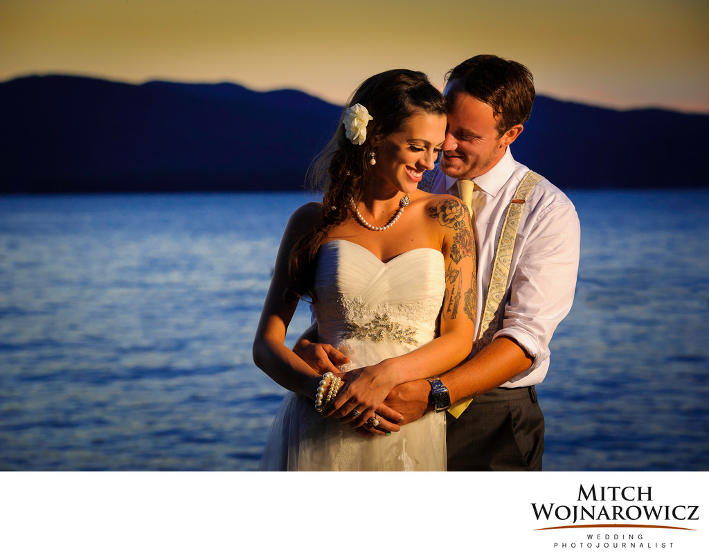 Wedding Photographer in Lake George NY