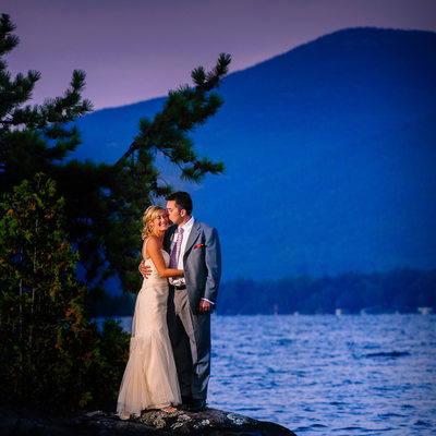 best lake george wedding photographer