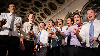 wedding photographer canfield casino
