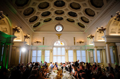canfield casino wedding