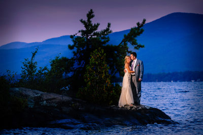 Best Lake George NY Wedding Photographer