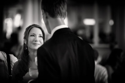 wedding day emotion