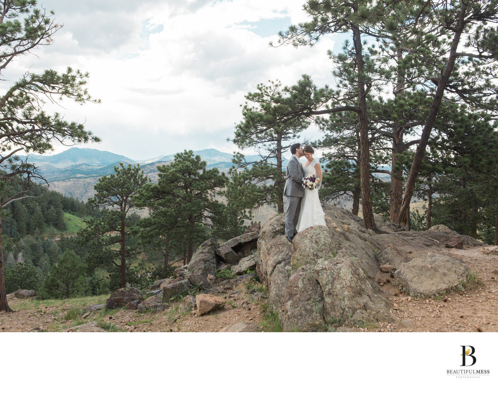 Mountain Top Destination Wedding