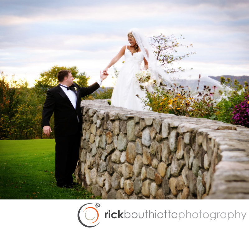 MOUNTAIN VIEW GRAND RESORT - NH WEDDING PHOTOGRAPHY