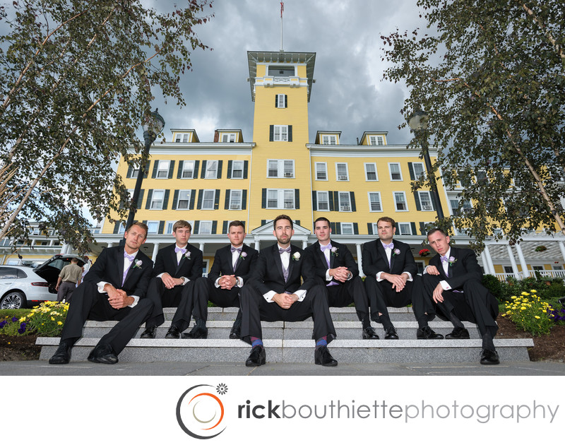 MOUNTAIN VIEW GRAND WEDDING - THE GROOMSMEN