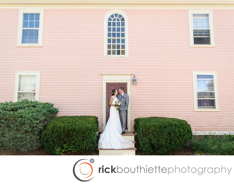 WEDDING IN HISTORIC PORTSMOUTH NEW HAMPSHIRE
