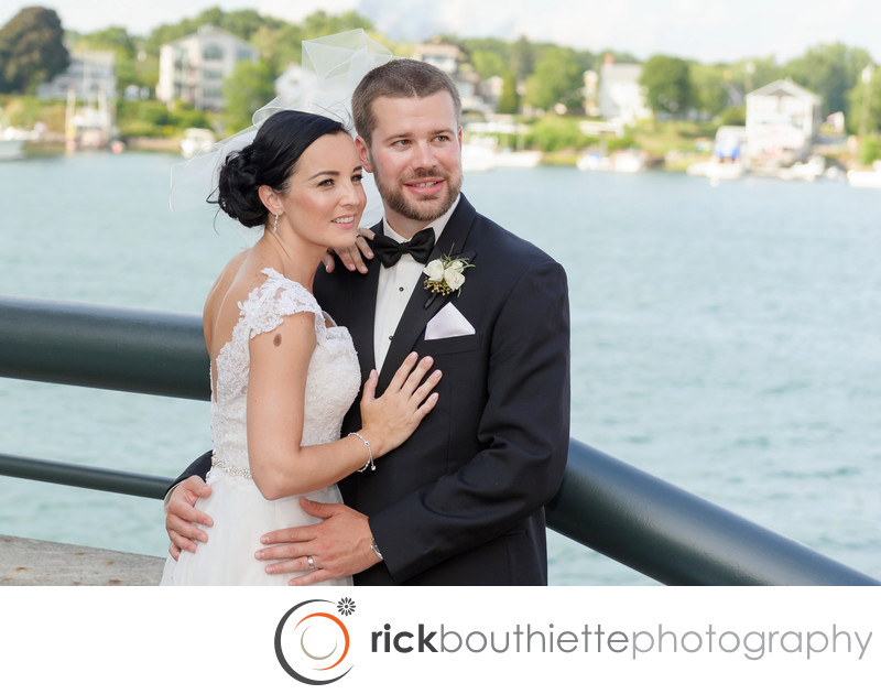 SHERATON HARBORSIDE WEDDING PORTSMOUTH NEW HAMPSHIRE