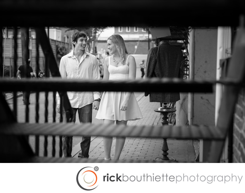 Seacoast Engagement Session In Portsmouth NH