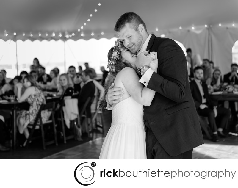 Seacoast Science Center Wedding - First Dance