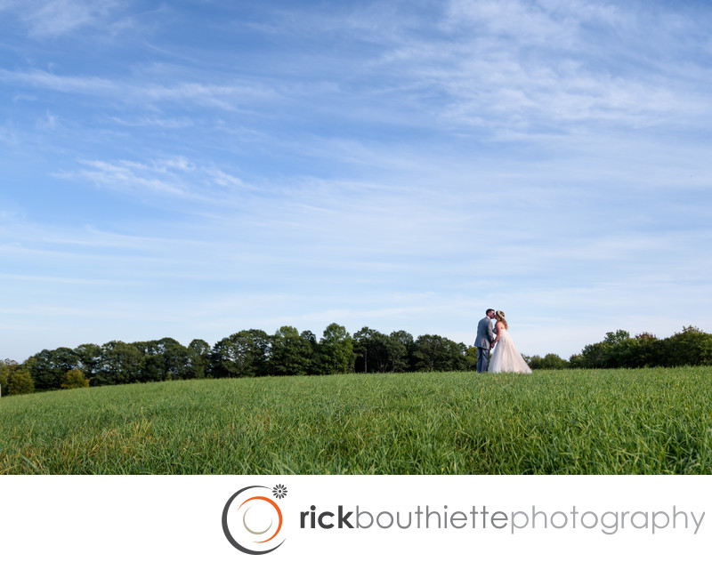 Southern New Hampshire's Kitz Farm Wedding