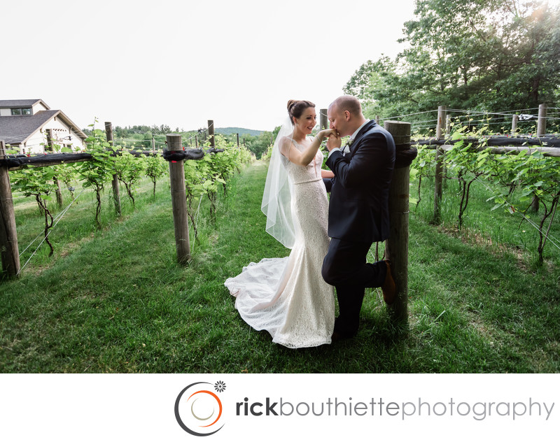 Among The Vines At LaBelle Winery Wedding