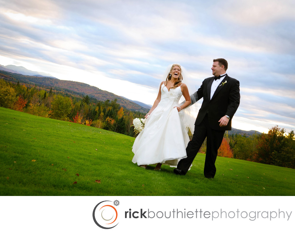 FALL WEDDING - MOUNTAIN VIEW GRAND RESORT