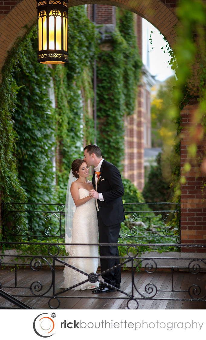 SAINT ANSELM ABBEY WEDDING CEREMONY