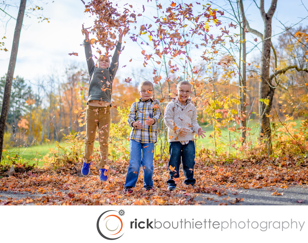 Modern Family Portraits - Children