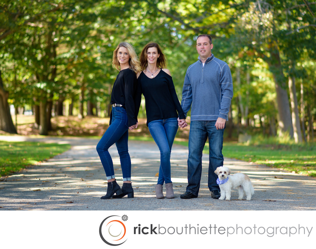 Stylish Modern Family Portraits