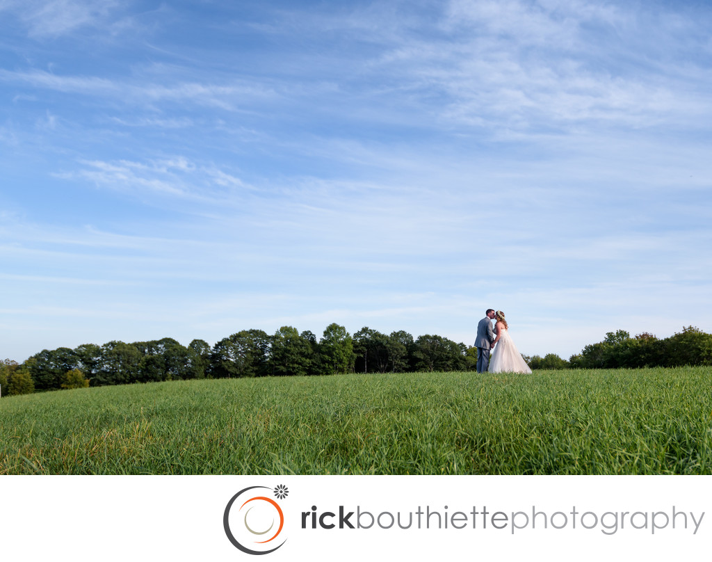Southern New Hampshires Kitz Farm Wedding