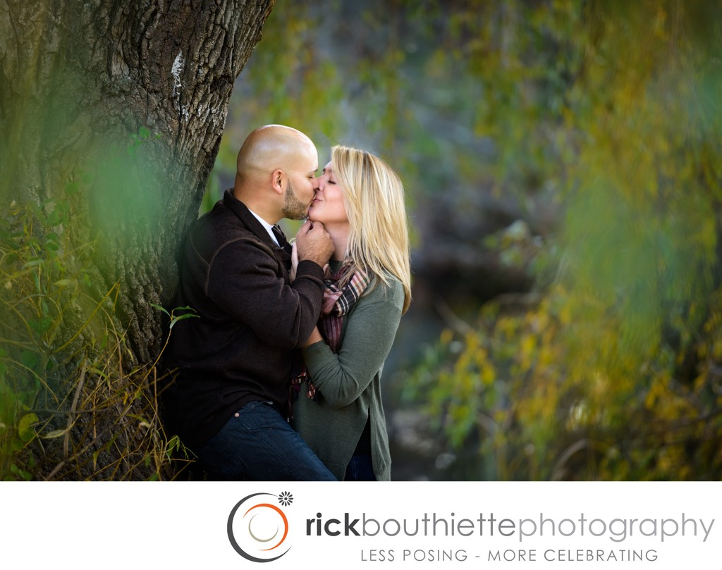 Londonderry Engagement Session At Mack's Apples