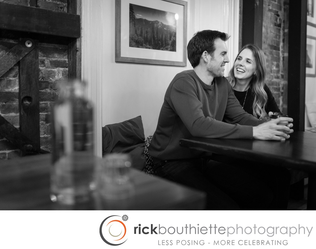 Engagement Session - Cup Of Joe Portsmouth