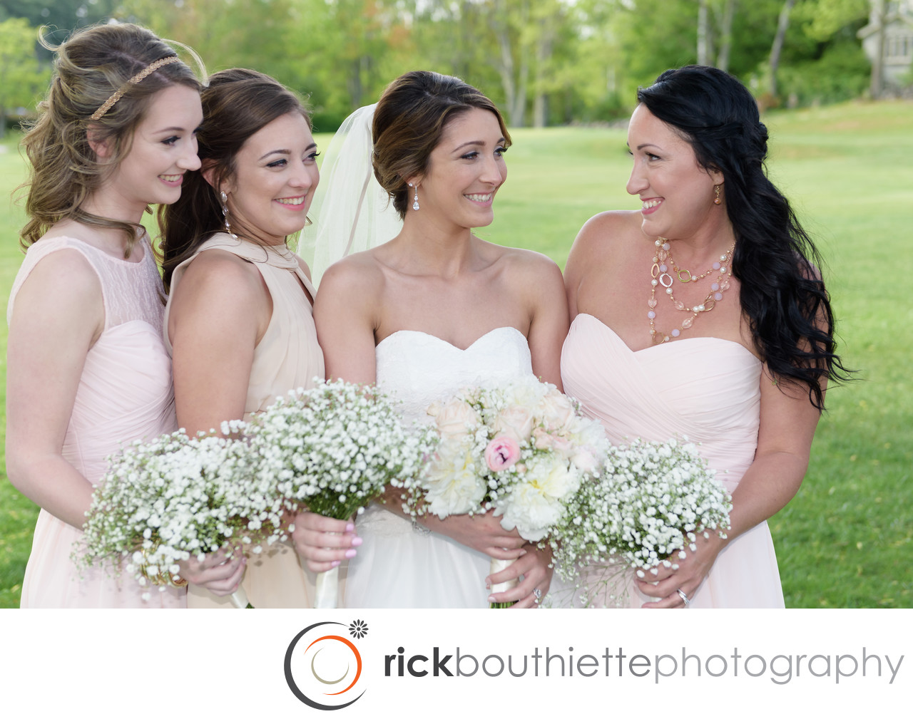 New Hampshire Wedding Photographers Candia Woods