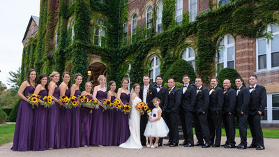 WEDDING PARTY - SAINT ANSELM ABBEY