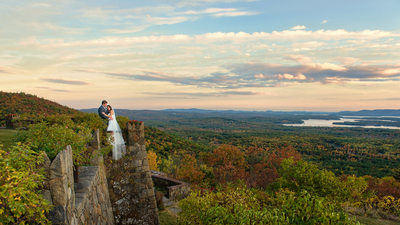 CASTLE IN THE CLOUDS WEDDING - NH WEDDING PHOTOGRAPHER