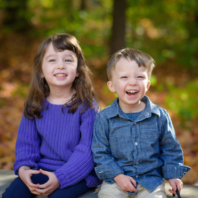 Family Photography - Children