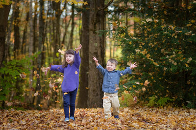 Modern Family Photography With Children