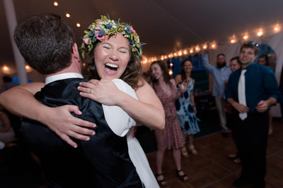 One Happy Bride - Seacoast Science Center Wedding