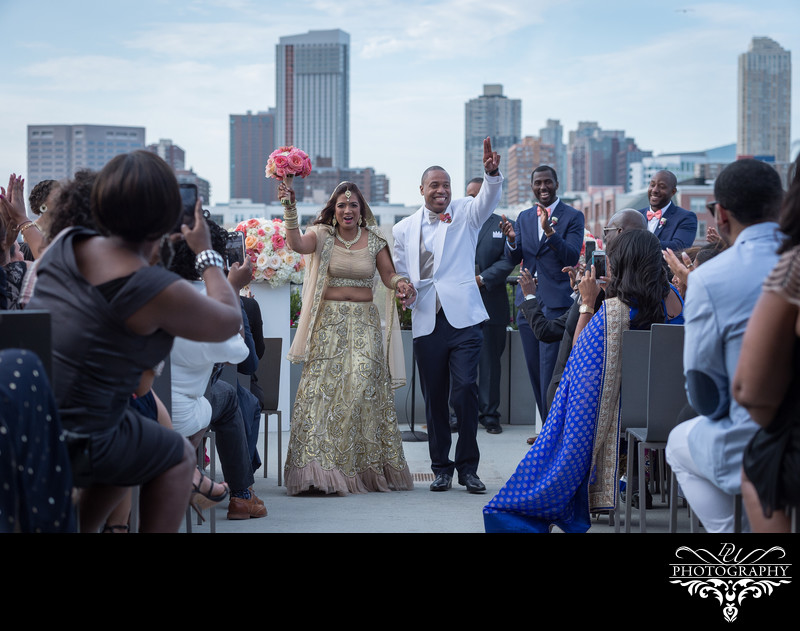 Maritime Parc Wedding Ceremony