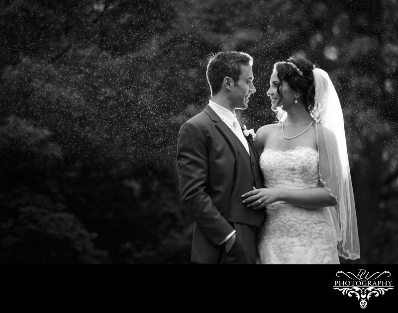 Wilshire Grand Hotel Wedding Photos