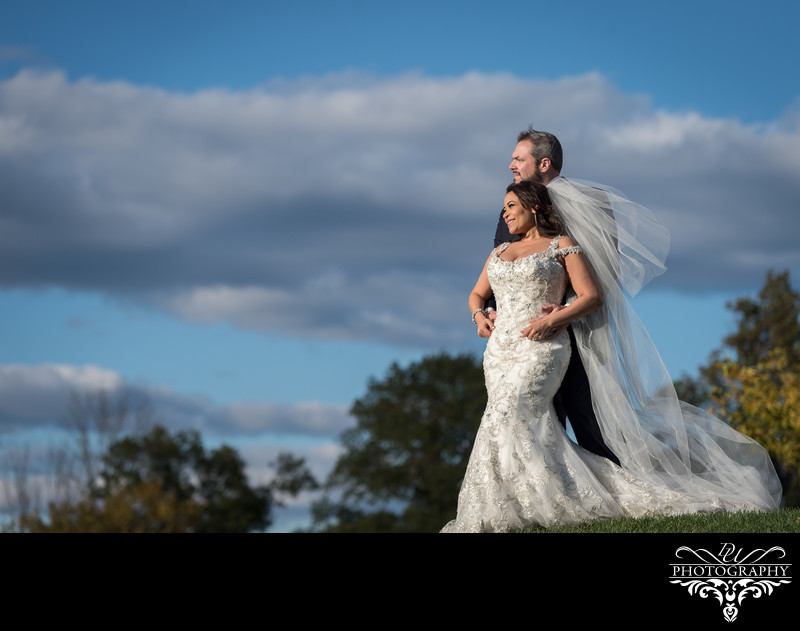 Green brook Country Club Wedding