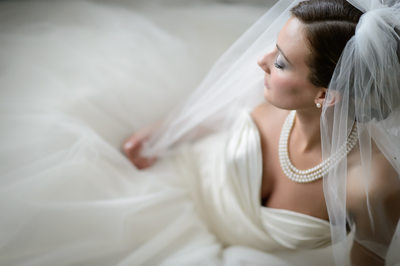 Brownstone Wedding Bride