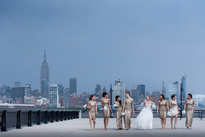 Hoboken Waterside Wedding_Danny U Photography_www.dannyuphotography.com