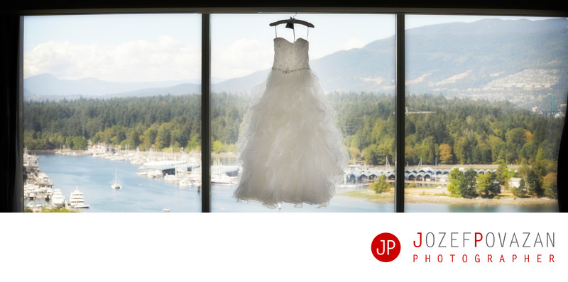Fairmont Pacific Rim Jewish top wedding photography
