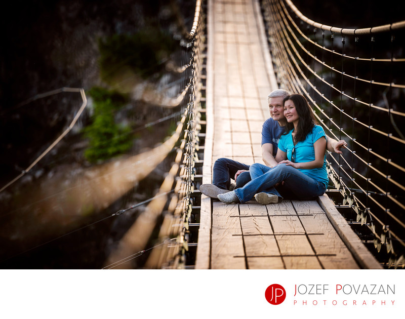 Sea to Sky Gondola scenic and eengagement pictures
