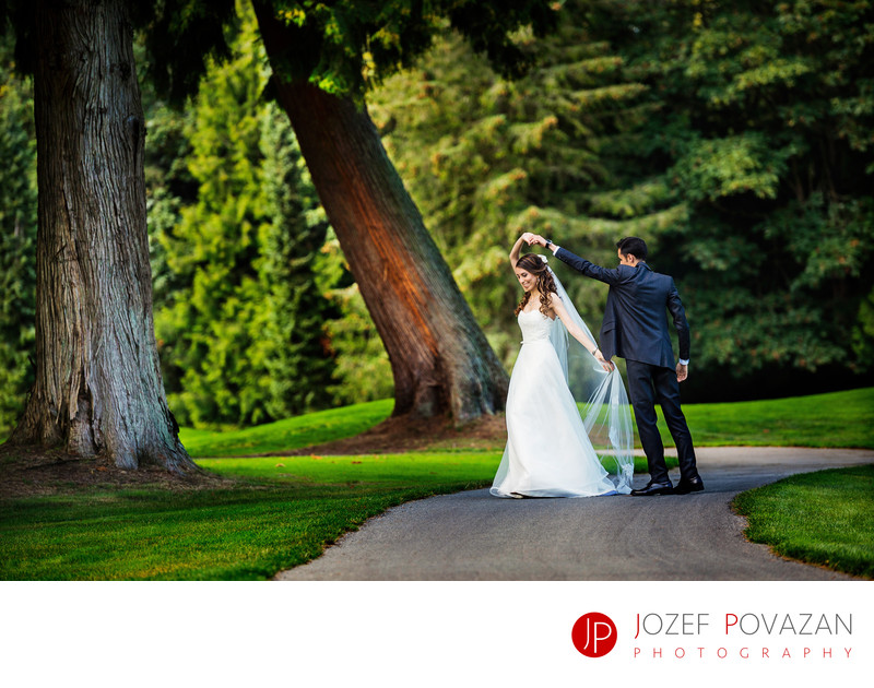 Shaughnessy Golf & Country Club Wedding photographer