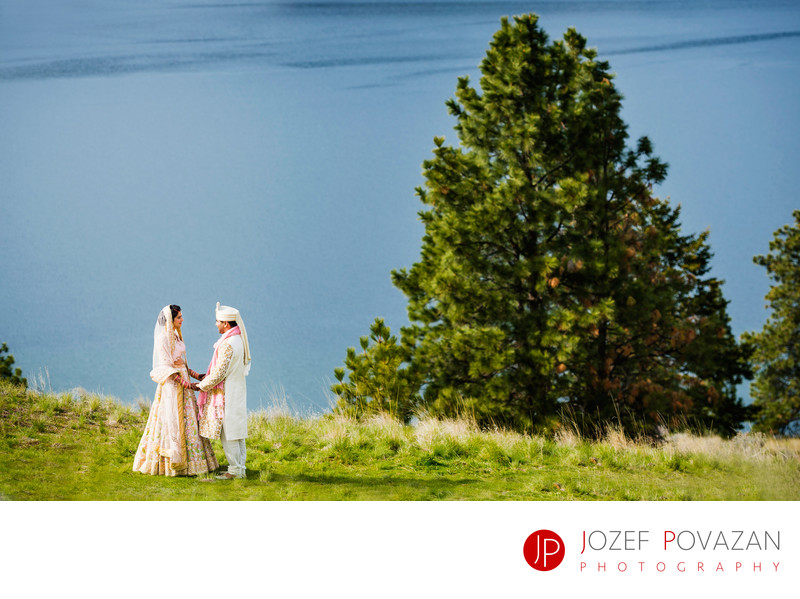 Kelowna wedding photographers Povazan Photography