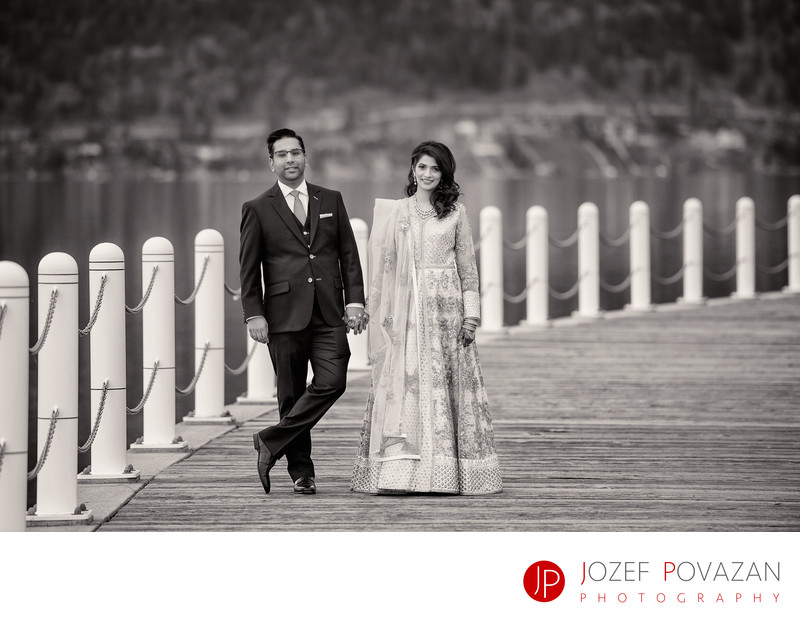 Kelowna wedding photographers Jozef Povazan Photography